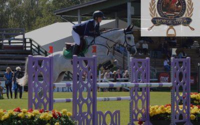 Rapportering från Falsterbo Horse show 2018